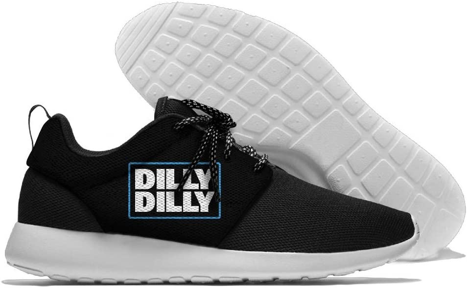 FLYOCEAN Dilly Dilly Mens Leisure Lightweight Running Sports Shoes Mesh Jogging Sneakers