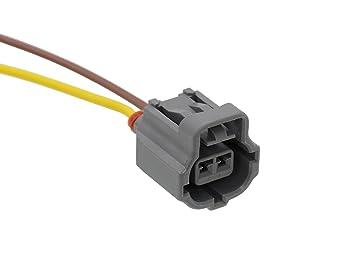 Coolant Temperature Sensor Connector Repair Pigtail Replaces 158-0421 PMPS  Fits Toyota