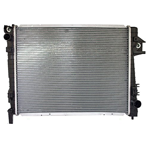 Pickup Truck Car Radiator (Radiator Assembly Replacement for Dodge Pickup Truck 3.7L 4.7L 52028829AF)