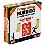 Throw Throw Burrito by Exploding Kittens: Extreme Outdoor Edition - A Dodgeball Card Game - Family-Friendly Party Games - Car
