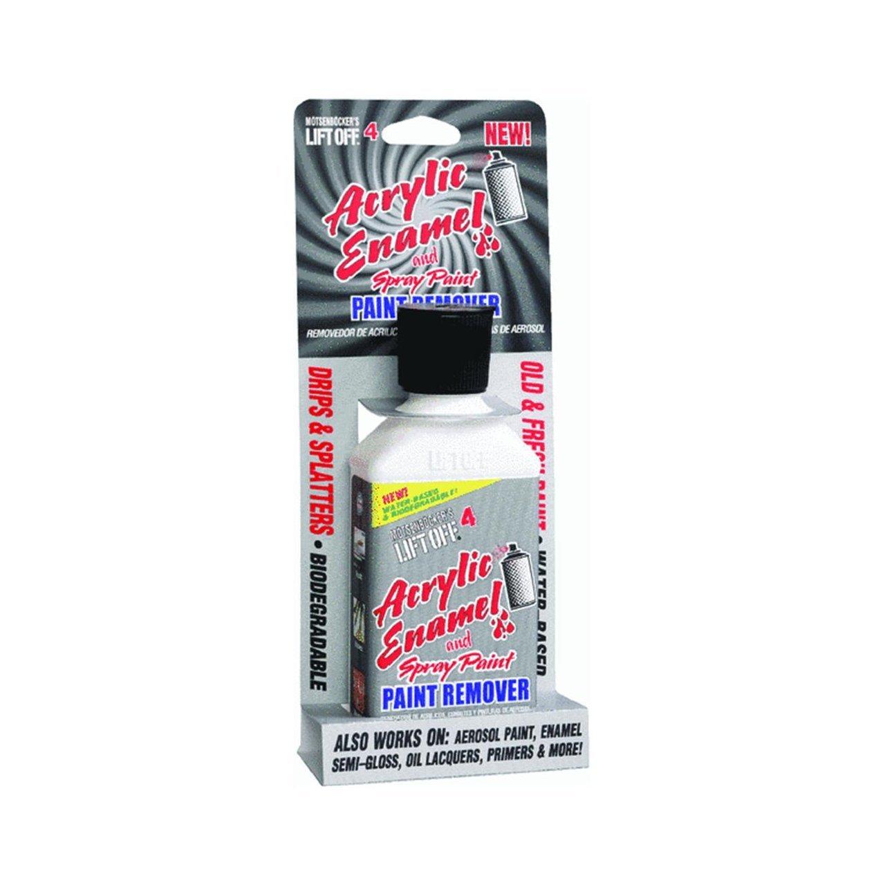 Motsenbocker 41245 Acrylic Enamel And Spray Paint Remover MLO41245XXX0