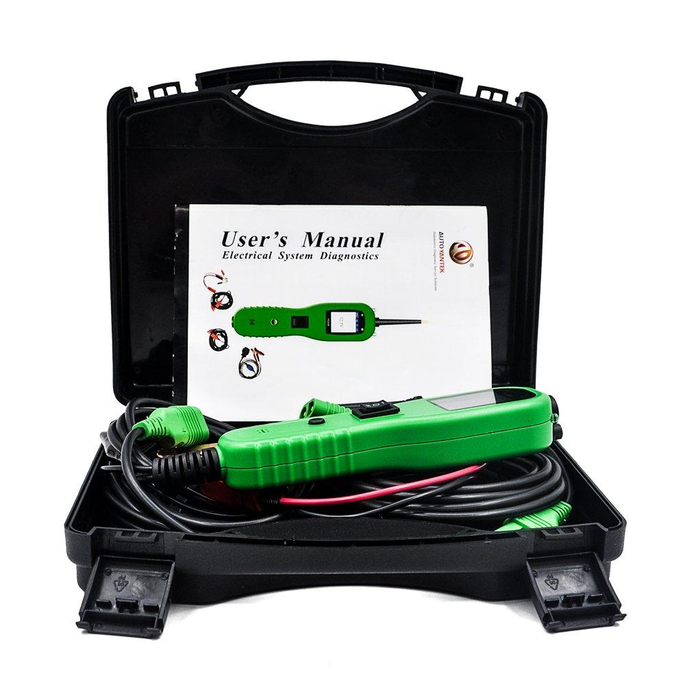 Borison AR208 Auto Electrical System Scanner Car Circuit Diagnostic Tester by Borison (Image #3)