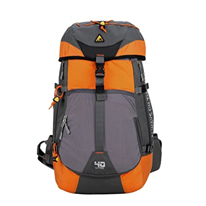 80a849dd18a5 Kimlee 40L Large Back Packs Mountaineering Bag Water Resistant Nylon Travel  Hiking Daypack,Internal Frame Backpacks
