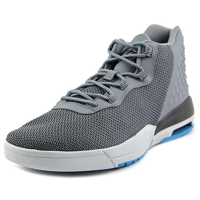 Amazon.com | NIKE Jordan Academy Mens Fashion-Sneakers 844515-015_7.5 - Cool  Grey/Black-Pure Platinum | Basketball