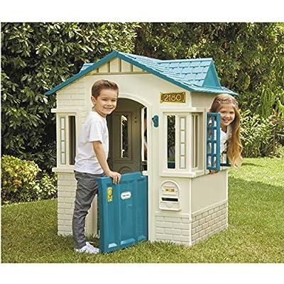 Little Tikes Cape Cottage - Blue: Toys & Games