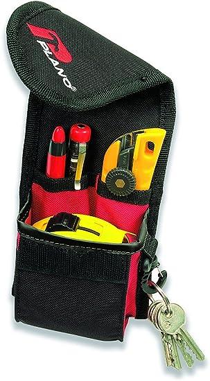 Plano PLO05221NR Bolsillo porta herramientas para cinturón de tejido especial reforzado, Negro, 0: Amazon.es: Bricolaje y herramientas