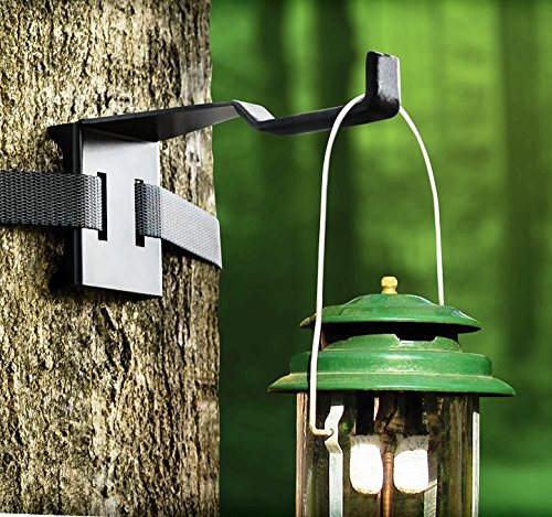 LANTERN HANGER - FINALLY A STRONG AND SAFE WAY TO HANG YOUR LANTERN ! GET YOUR LANTERN OFF THE GROUND AND OFF THE PICNIC TABLE - BUY THE BEST LANTERN HANGER IN THE WORLD ! by BWD LLC