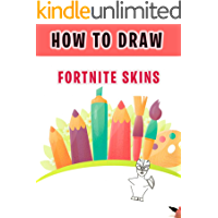 Best Drawing Book For Fortnite: Cool Tutorial