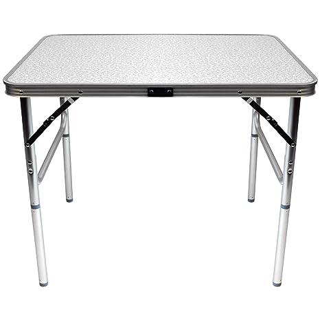 Table Dappoint De Table De Camping Wohaga Table Pliante En