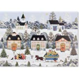 Holiday Sleigh Ride Holiday Boxed Cards (Christmas Cards, Holiday Cards, Greeting Cards)