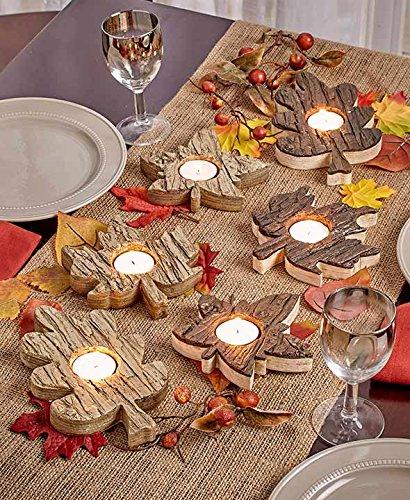 Leaf Led Table Light Set in US - 5