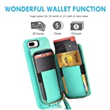 ZVE Handbag Case for Apple iPhone 7 Plus and iPhone