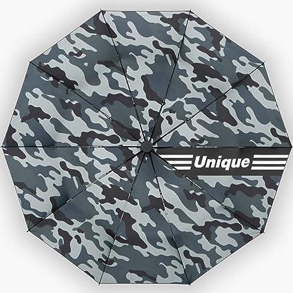 b8af85185313 Amazon.com: JSSFQK Home Umbrella Travel Automatic Umbrella Creative ...