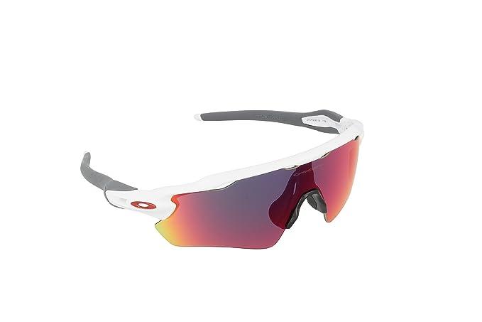 1bf1004f3 Oakley Radar Ev Path 920818, Occhiali da Sole Uomo, Bianco (Polished  White), 1: Oakley: Amazon.it: Sport e tempo libero