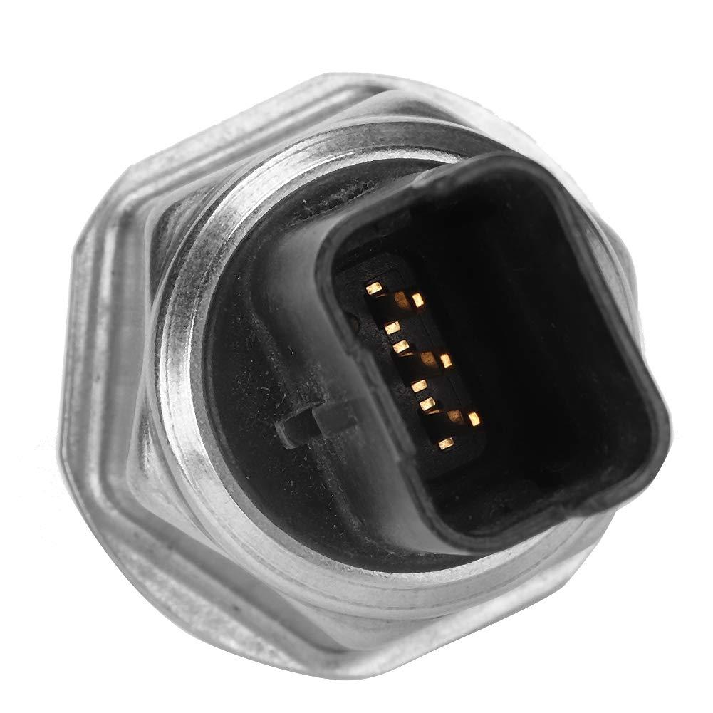 Sensor de presi/ón de rampa de combustible 55PP06-03 para C3 1.4 HDi 2002-2014 C3 1,6 HDi 2005-2014 C4 1.6 HDi 2004-2014 Akozon