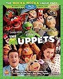 The Muppets (Three-Disc Blu-ray/DVD/Digital Copy )