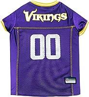 NFL Minnesota Vikings Dog Jersey, Large