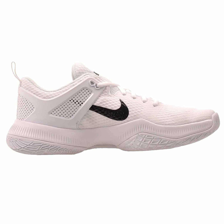 NIKE Women's Air Zoom Hyperace Volleyball Shoes B01LPSP4PQ 5.5 B(M) US White / Black
