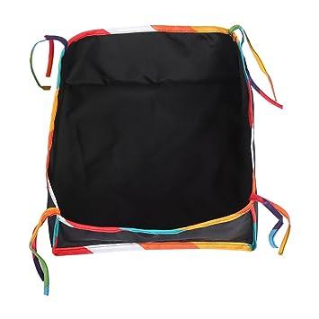 1Pc Baby Stroller Attachable Organizers Baby Stroller Pram Bottom Basket Pushchair Buggy Shopping Storage Case Organizer Bag