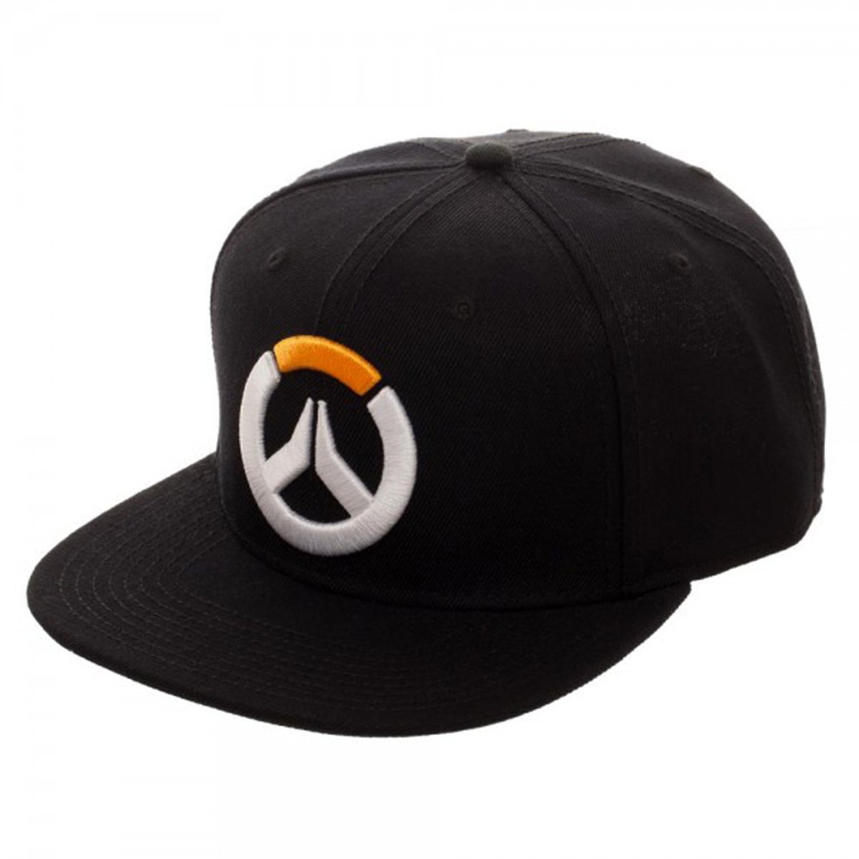da Bioworld Cappello da baseball Snapback Logo Overwatch