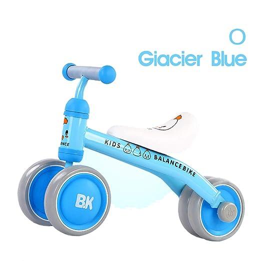 Baby Balance Bike Baby Walker Toys Empuje la bicicleta Baby Ride ...