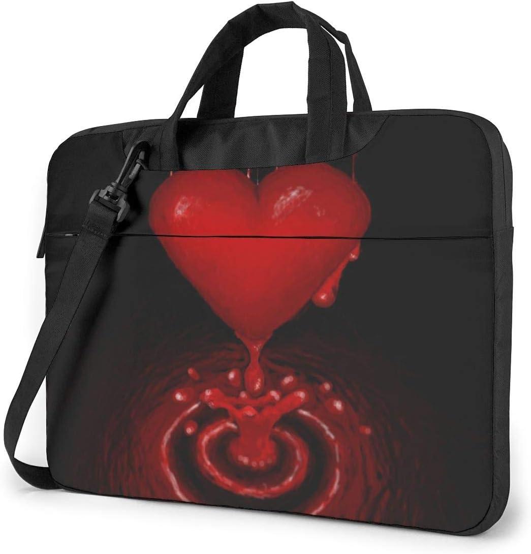 Red Lips Collection Printed Shockproof Waterproof Laptop Shoulder Backpack Bag Briefcase 15.6 Inch Laptop Shoulder Bag