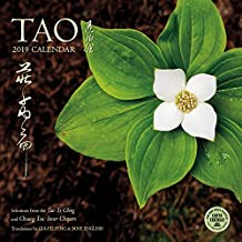 Tao 2019 Wall Calendar: Selections from the Tao Te Ching and Chuang Tsu: Inner Chapters