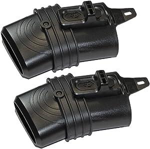 Black & Decker LH5000 Blower Replacement (2 Pack) Leaf Blaster Nozzle # 90525022-2pk