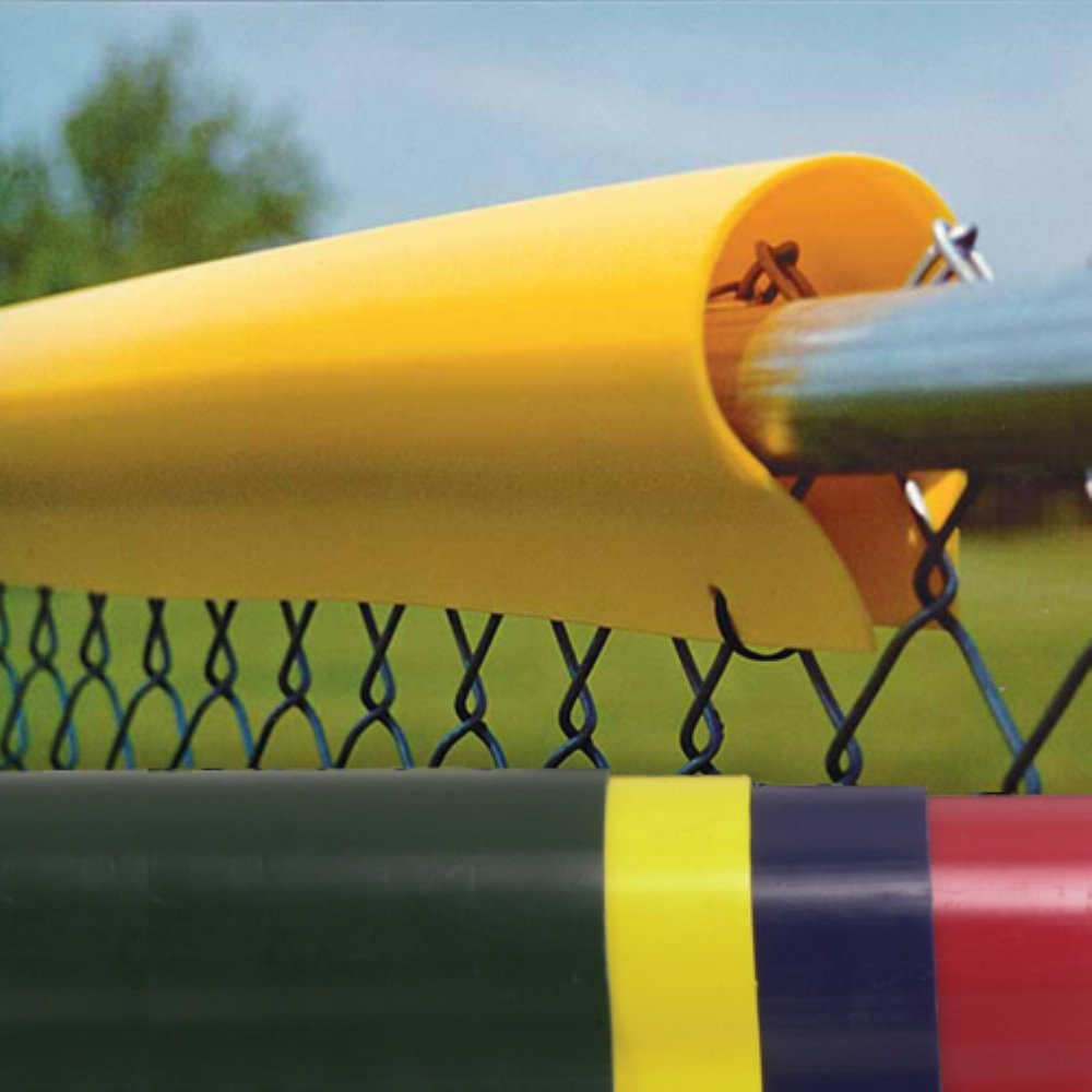 Saf-Top Fence Guard - Dark Green