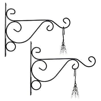 Jtdeal Blumenampelhalter Blumenampelhaken Haken Für Hanging Basket