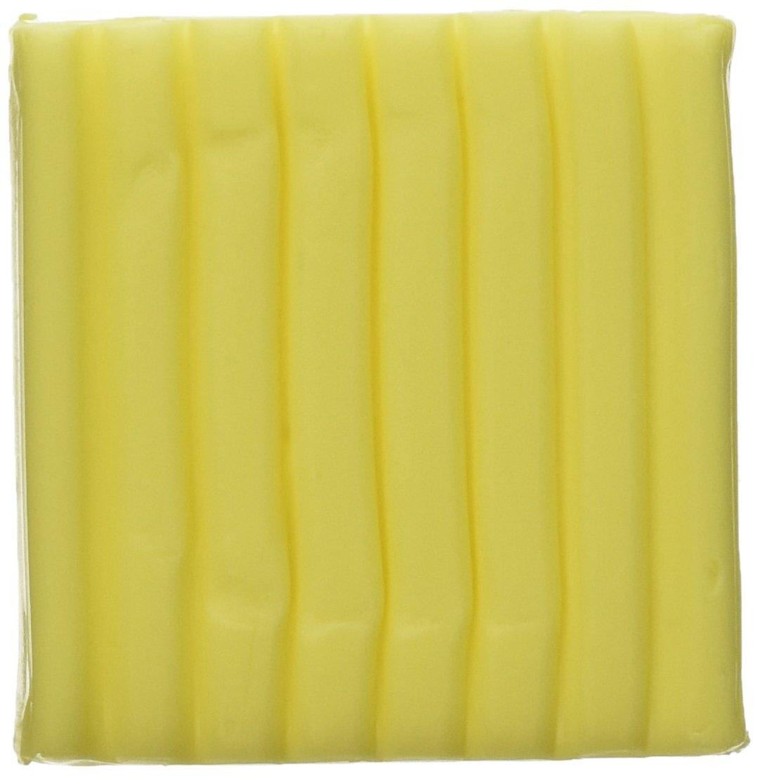 アルミホイル ソフト ポリマー粘土 2 オンス-8020-104 透明な黄色 B000GBO8VA