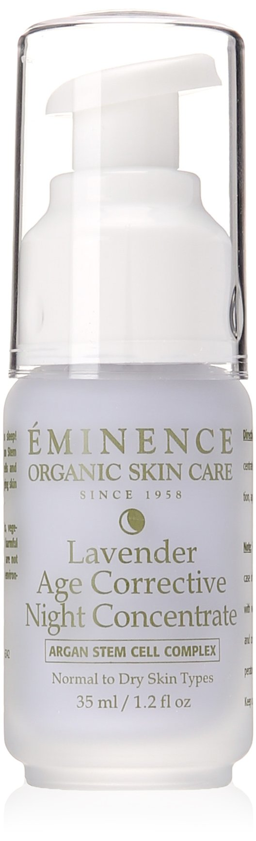 Eminence Lavender Age Corrective Night Concentrate, 1.2 Ounce