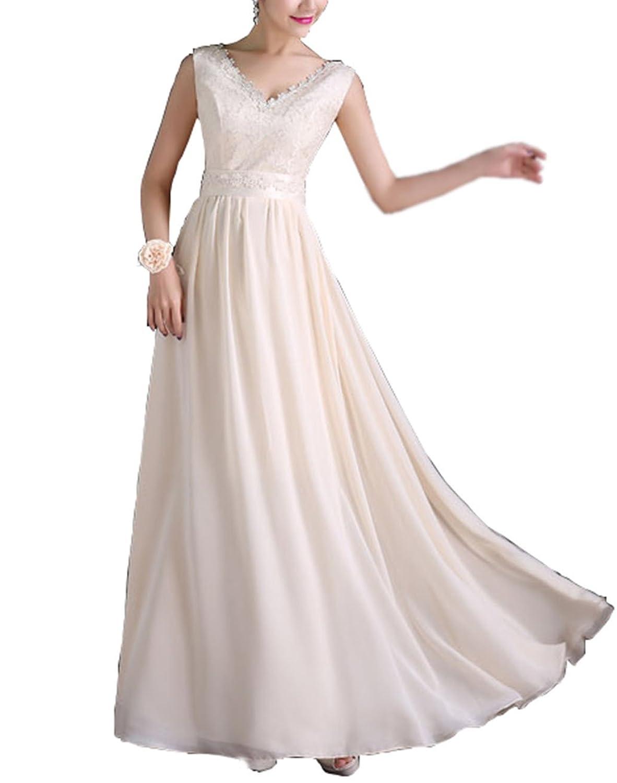 Great Bright Women's Bubble Hem Sleeveless Dress beige beige 10