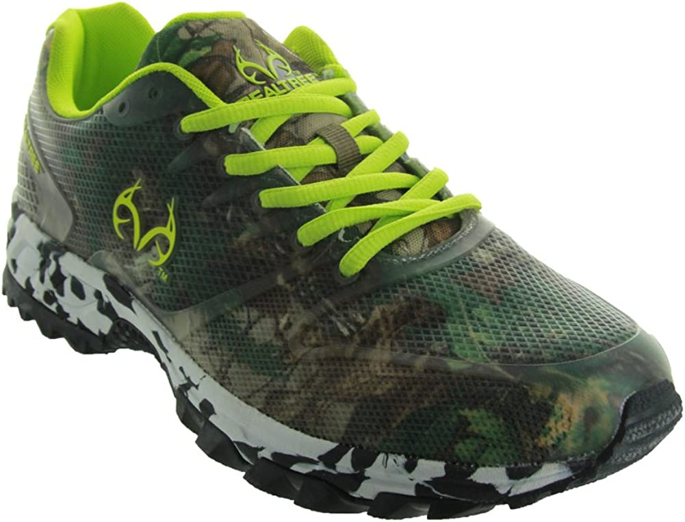 Realtree Outfitters Men's Cobra Hiking