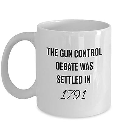 amazon com second 2nd amendment gun rights mug gun control