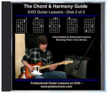 The Chord Harmony Guide For Guitar