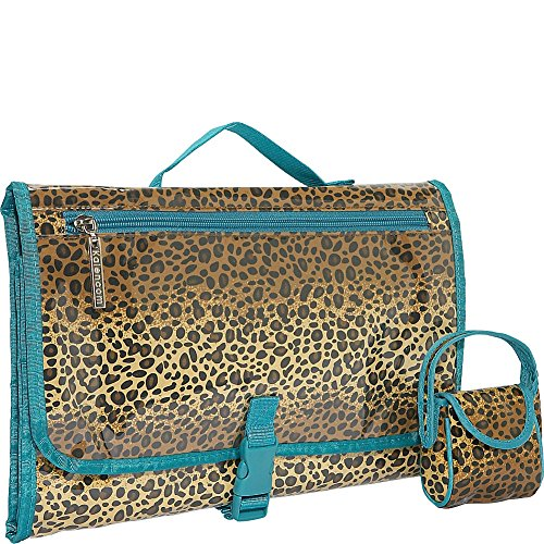 Kalencom Quick Change Kit – Teal Leopard