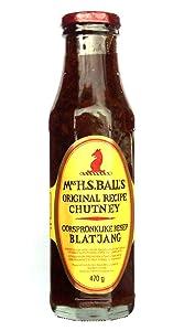 Mrs Ball's Original Recipe Chutney (470g)