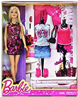 Koehler 12010501 12.25 inch Mattel Fashion Blitz Barbie