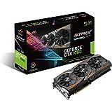 ASUS GeForce GTX 1060 6GB ROG Strix OC Edition VR Ready HDMI 2.0 DP 1.4 Graphic Card (STRIX-GTX1060-O6G-GAMING) (Certified Refurbished)