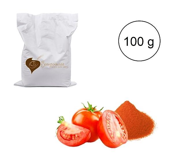 Tomate deshidratado en polvo 100 g BIO