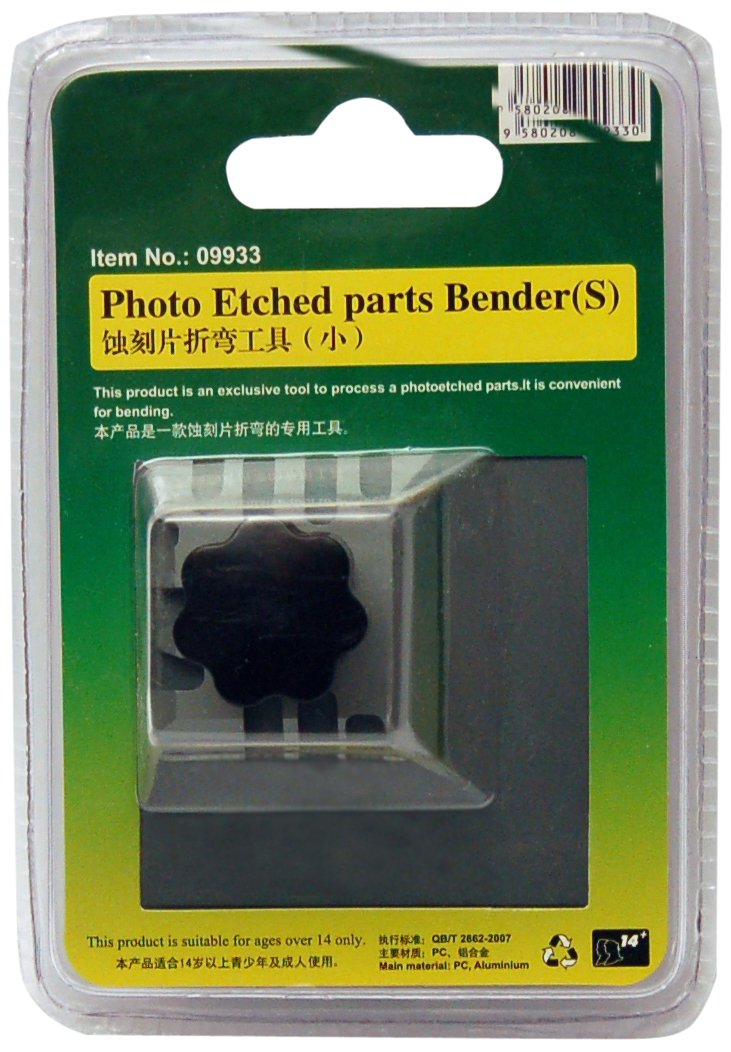 Trumpeter Photo Etched Parts Bender, Small
