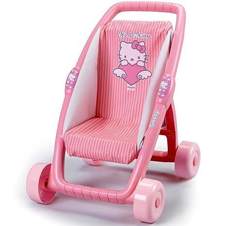 Hello Kitty muñeca carro