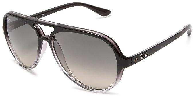 675c99b69c Ray-Ban Sunglasses CATS 5000 (RB 4125 823 32 59)  Ray Ban  Amazon.co.uk   Clothing