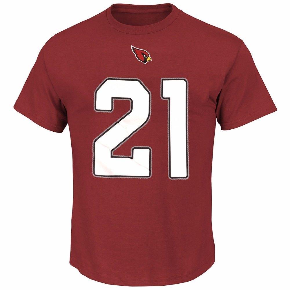 スポ Iii Amazon パトリック・ピーターソンarizona Cardinalsレッドeligible Jersey名前と番号tシャツ jp co Receiver