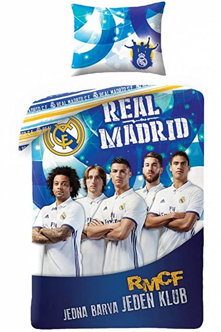 Real Madrid Players – Ropa de cama –