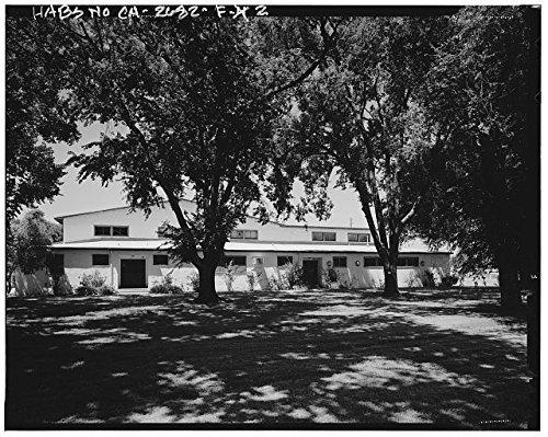 Photo: Naval Supply Annex Stockton,Cafeteria,Fyffe Ave,Stockton,San Joaquin - Stockton The Ca Ave