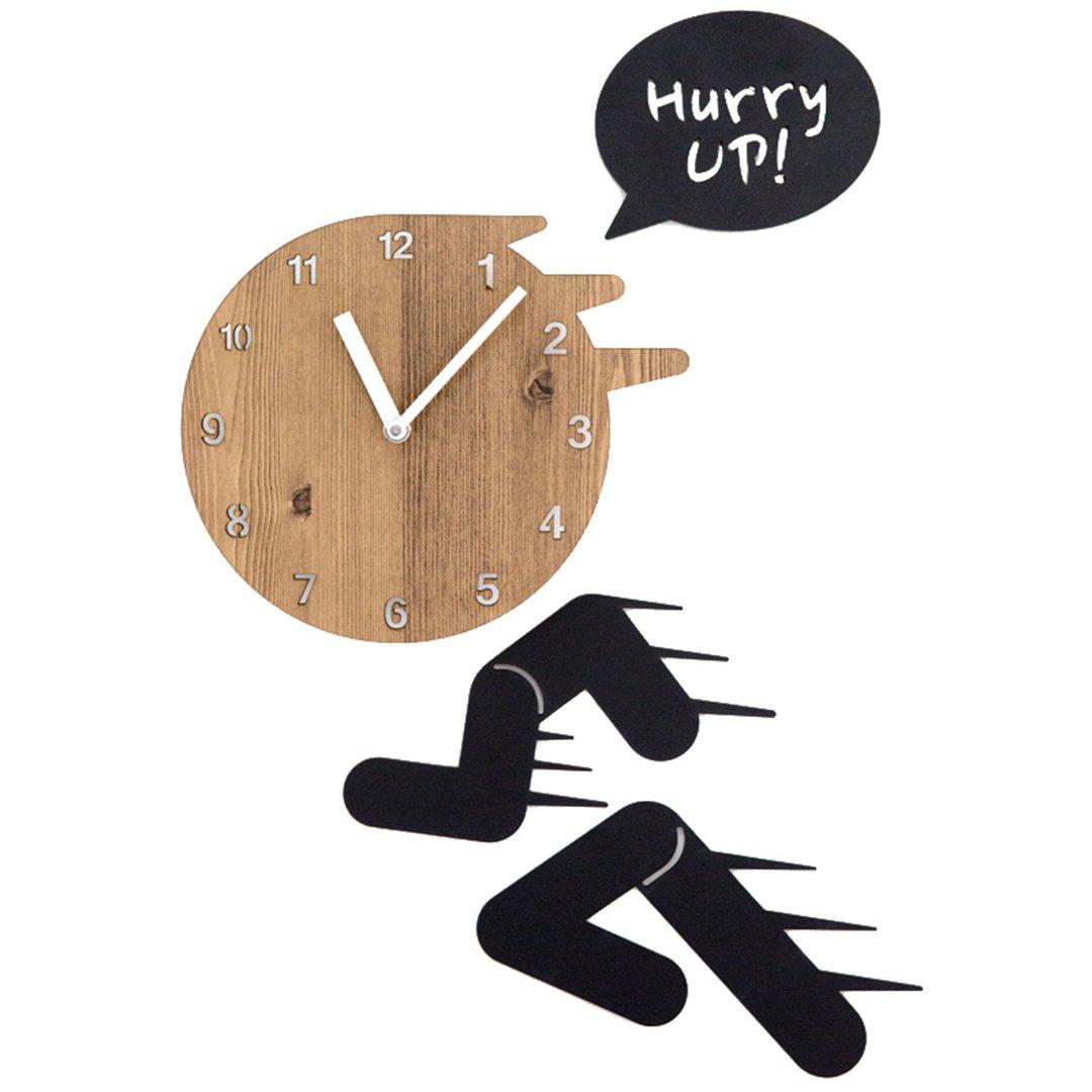 時計 リビング シズネ 掛け時計 おしゃれ 掛時計 壁掛け リビング 飾り 現代 SFANY B07FC3MVHM
