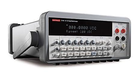 Keithley 2100 120 Digital Multimeter Set to 120V, 6-1 2 Digit