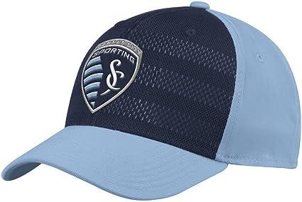 adidas Sporting Kansas City - Gorro elástico, diseño de Ciudad, L ...